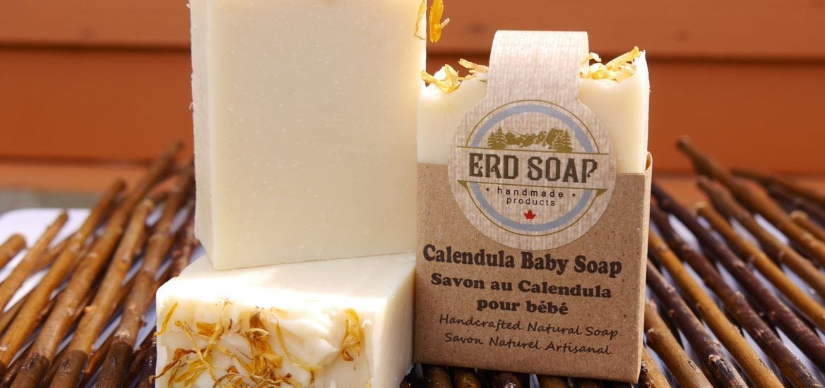 Meet the Vendors: Erd Soap and Lipani Skincare!