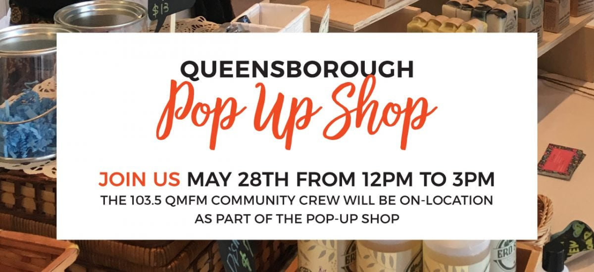 QMFM at the Queensborough Pop-Up!