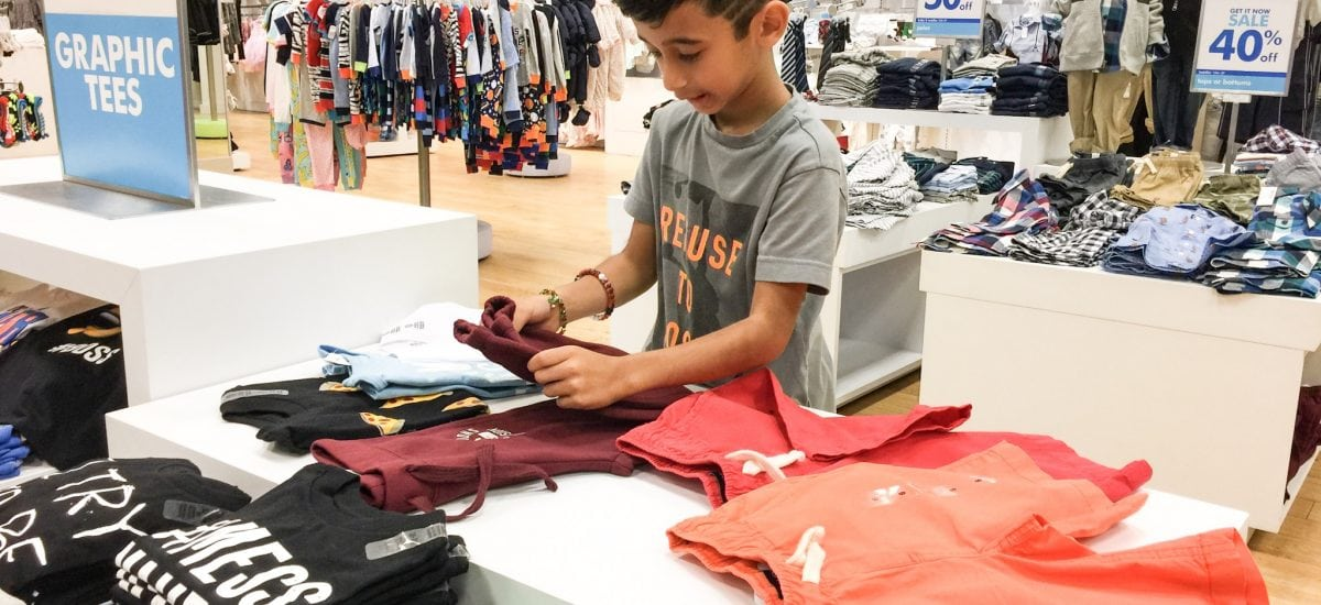 6 Tips to Make Back-to-School Shopping Fun for the Whole Family