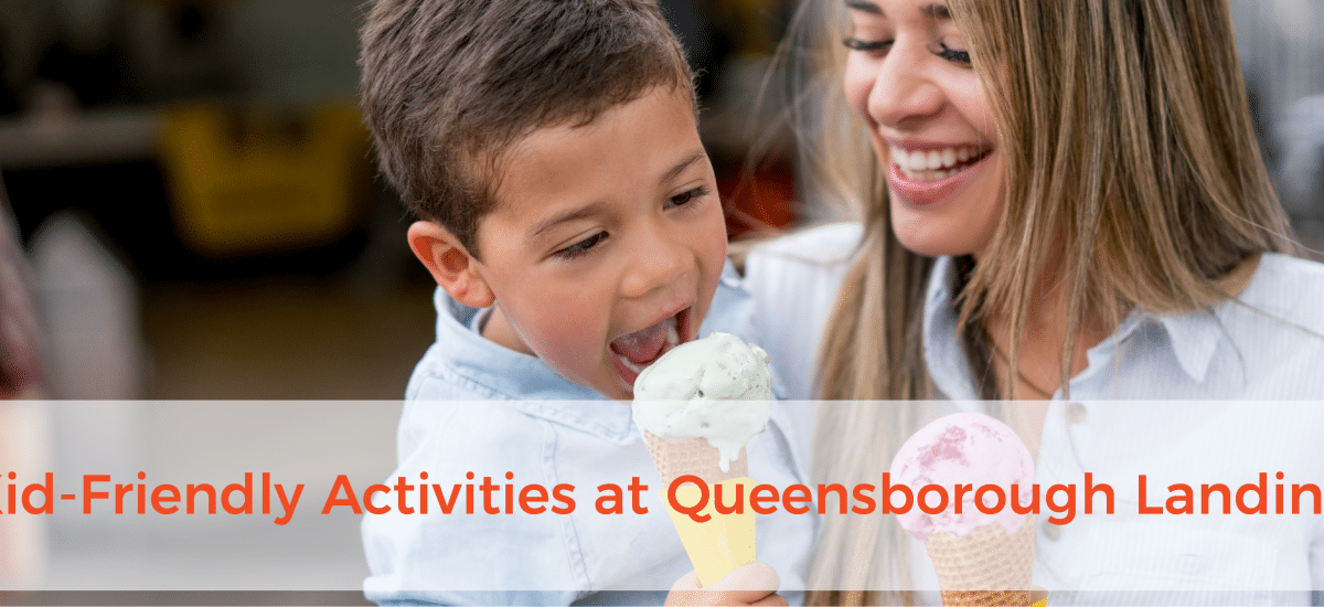 Kid-Friendly Activities at Queensborough Landing