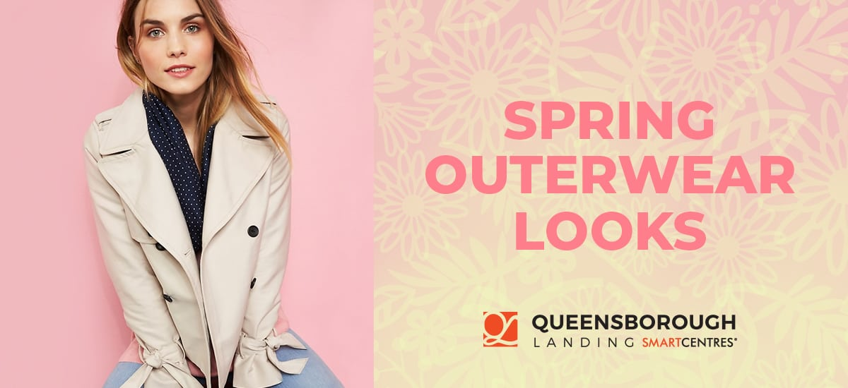 Spring Outerwear Looks