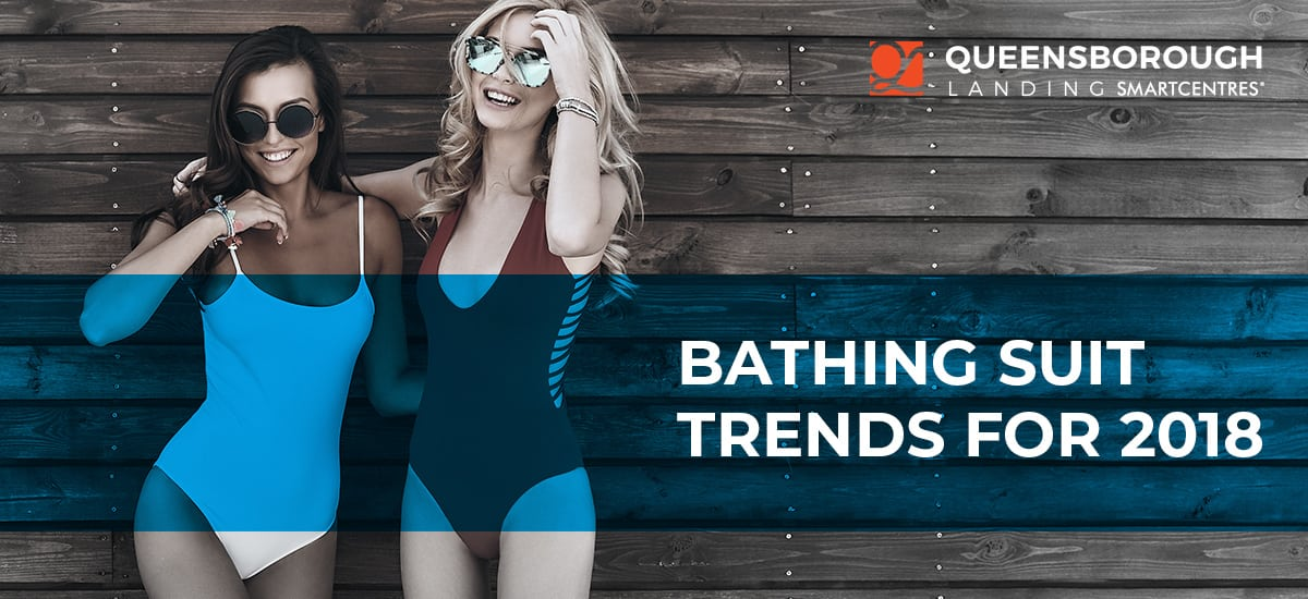 Bathing Suit Trends for 2018