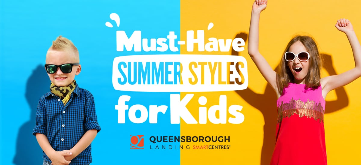 Must-Have Summer Styles for Kids