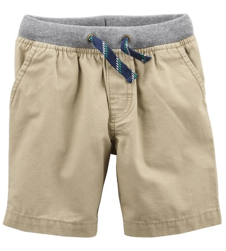Boy's shorts - summer styles for kids