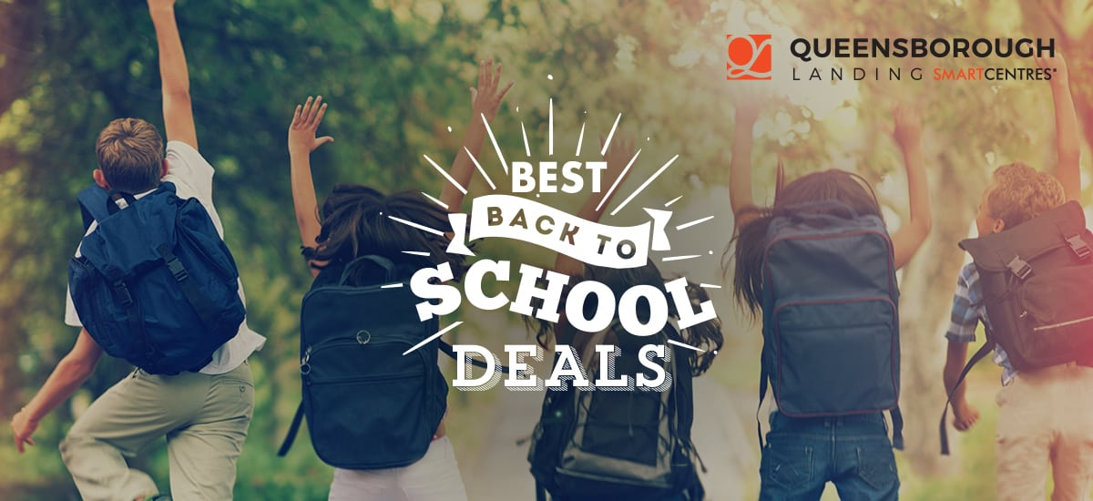 Best Back to School Deals