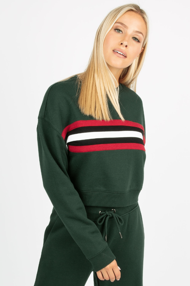 Fall looks - cropped sweater