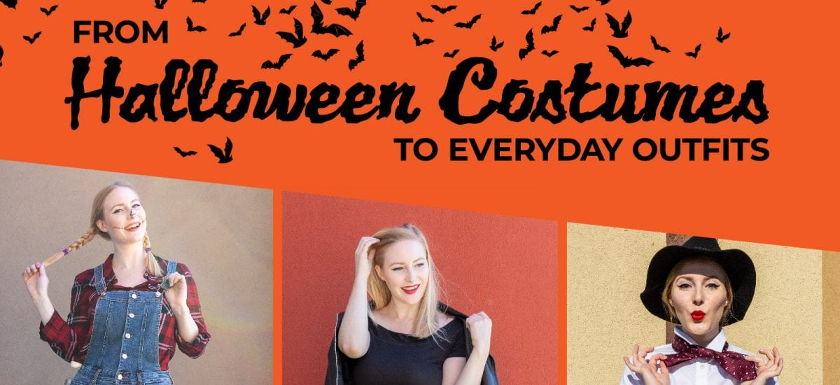 From Halloween Costumes to Everyday Outfits