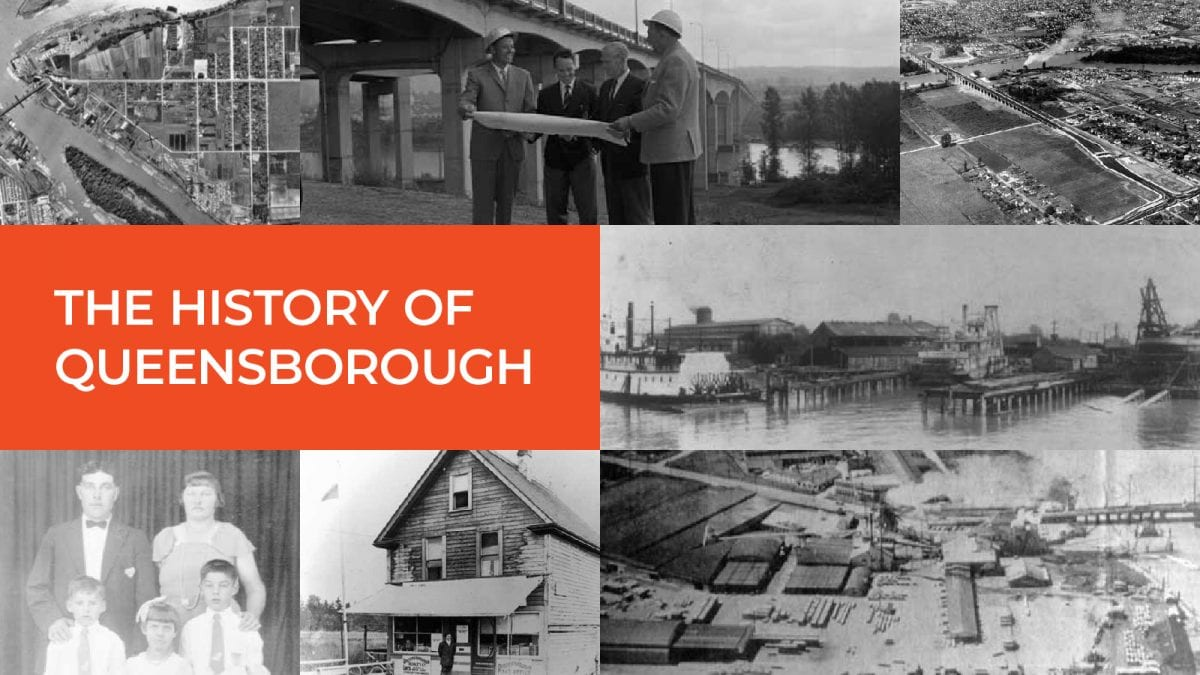 The History of Queensborough