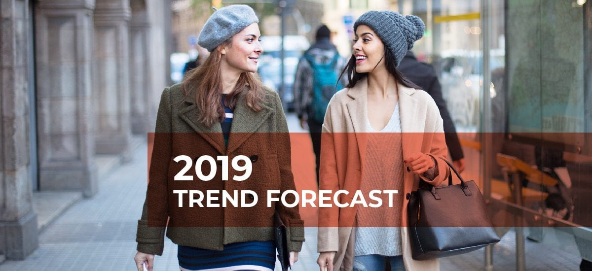 Fashion Forecast: Trends for 2019