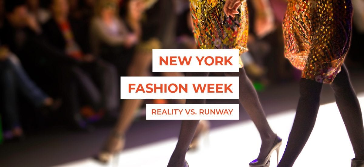 New York Fashion Week: Runway vs Reality