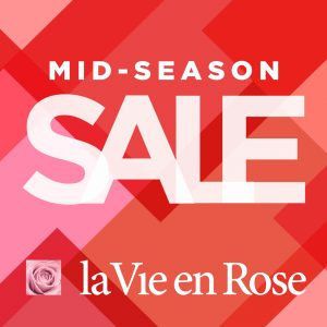 QBL La Vie En Rose Mid-Season Sale